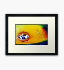 And the Wind Cries Mary Framed Print