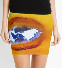 And the Wind Cries Mary Mini Skirt