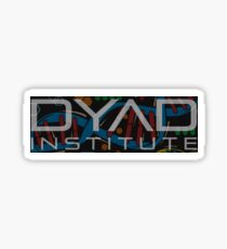 DYAD Institute Sticker