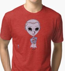Eleven - Stranger Things Tri-blend T-Shirt
