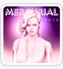 Maria Mercurial #2 album cover Sticker