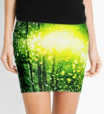 Visitation Mini Skirt