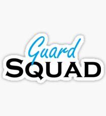 Guard Squad Sticker