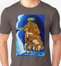 Kuʻi Ikaika Unisex T-Shirt