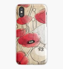 Tender moments - Tendres moments iPhone Case