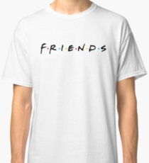 Friends (TV Show) - Logo Classic T-Shirt