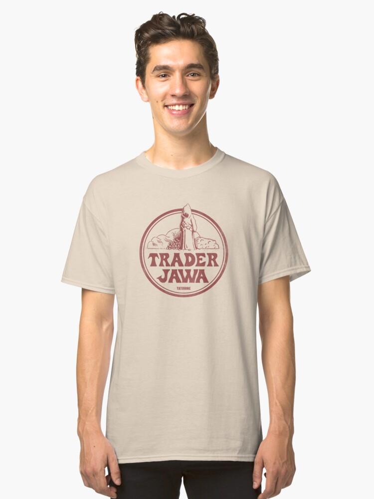Trader Jawa Classic T-Shirt Front