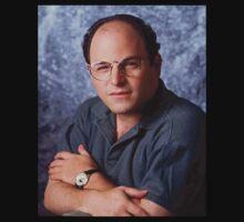 George Costanza Portrait Seinfeld | Unisex T-Shirt