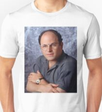George Costanza Portrait Seinfeld T-Shirt