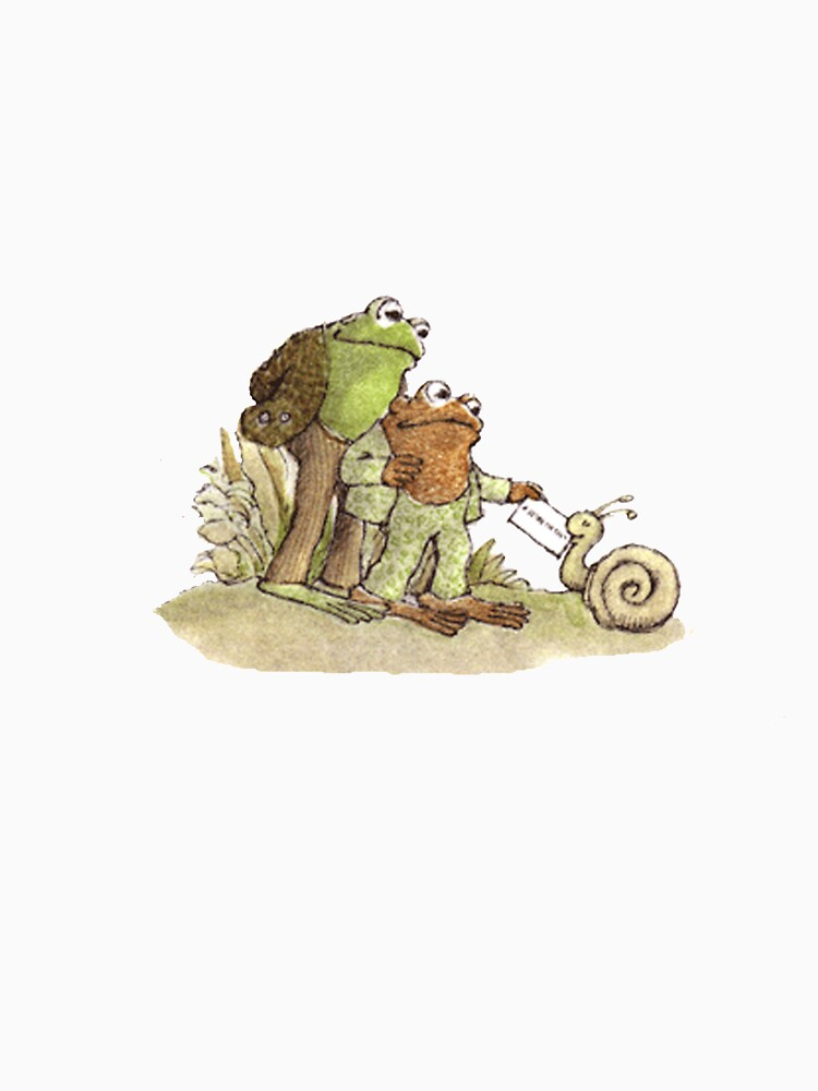 TShirtGifter presents: Frog & Toad | Unisex T-Shirt