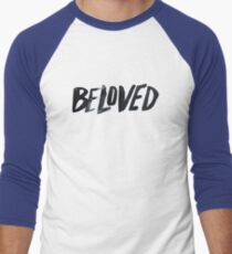 Beloved Men's Baseball ¾ T-Shirt
