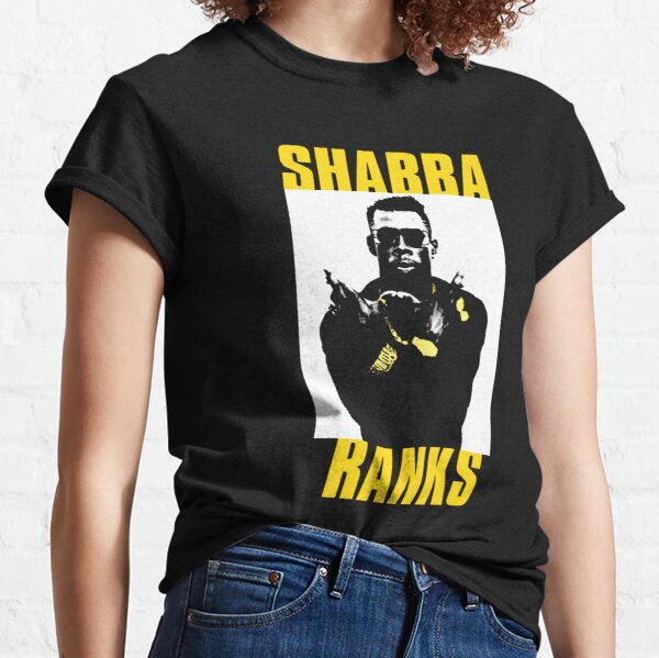 Shabba Ranks  Classic T-Shirt