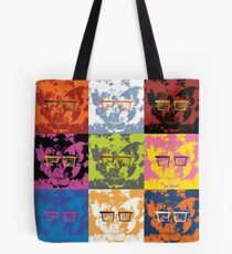 Venture Bros Pop Art Tote Bag