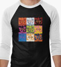 Venture Bros Pop Art Men's Baseball ¾ T-Shirt