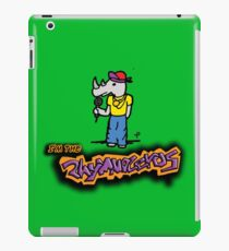 The Flight of the Conchords - The Rhymnoceros iPad Case/Skin