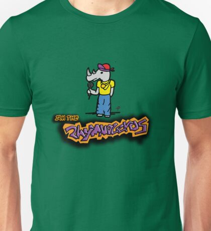 The Flight of the Conchords - The Rhymnoceros T-Shirt