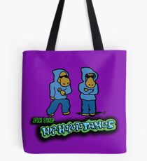 The Flight of the Conchords - The Hiphopopotamus Tote Bag