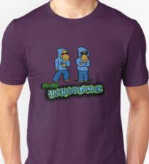 The Flight of the Conchords - The Hiphopopotamus Unisex T-Shirt