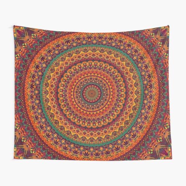 Mandala 117 Tapestry