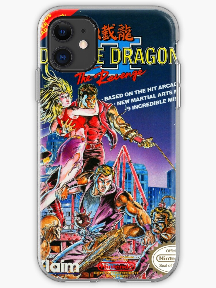 Brand New Double Dragon 2 The Revenge Side Art Decals Arcade Side Art