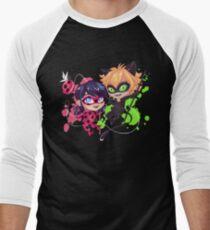 Chibi Time! Ladybug & Cat Noir T-Shirt
