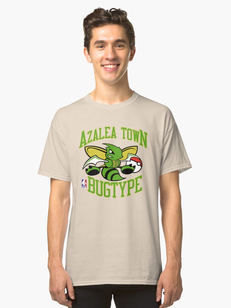 NPA Series - BUG TYPE Classic T-Shirt Front
