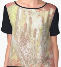 Lily Centered Chiffon Top