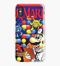 Dr. Mario iPhone Case