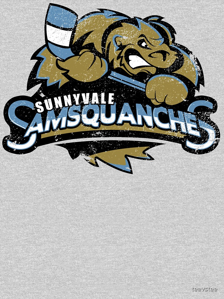 Sunnyvale Samsquanches | Classic T-Shirt