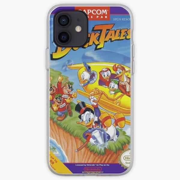 Ducktales iPhone Soft Case