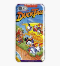Ducktales iPhone Case/Skin