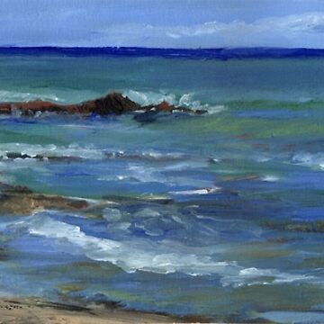 Kona Village Coastline by sargus