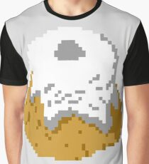 Pixel Sweetroll Graphic T-Shirt