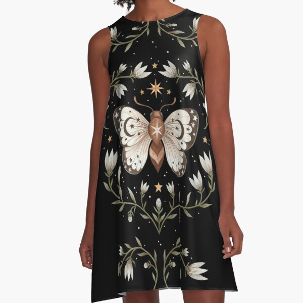 Magical wings A-Line Dress