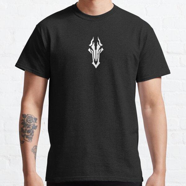 Darksiders Rune Skull Icon White Classic T-Shirt