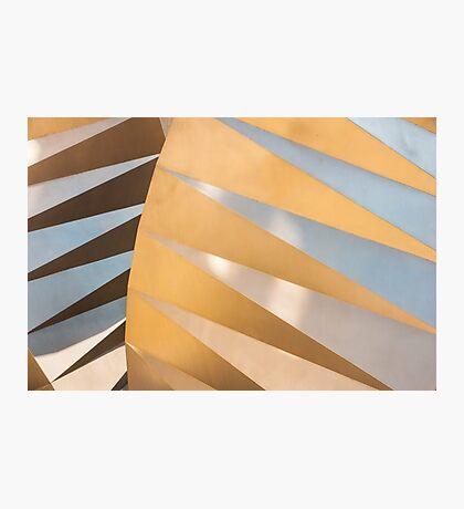 Air vent Photographic Print