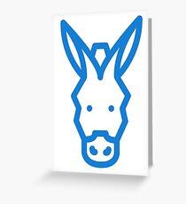 Progressive Democrats Greeting Card