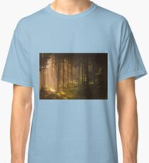 Morning forest Classic T-Shirt