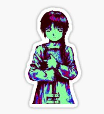CyBERia LaIN [Serial Experiments Lain] Sticker