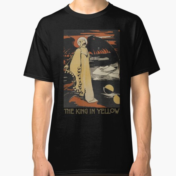 Robert W. Chambers' The King In Yellow Classic T-Shirt