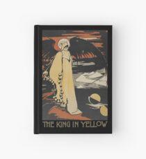 Cuaderno de tapa dura El Rey en Amarillo de Robert W. Chambers