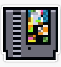 NES Cartridge Sticker