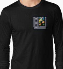 NES Cartridge Long Sleeve T-Shirt