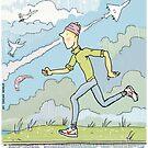 «I like running» de OscarNoble