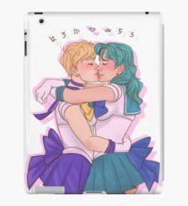 ♡ Haruka & Michiru ♡ iPad Case/Skin