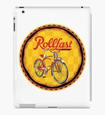 Rollfast Bicycles iPad Case/Skin