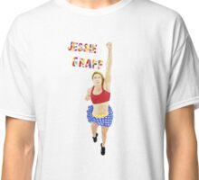 Jessie Graff American Ninja Warrior Classic T-Shirt