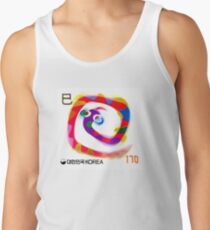 2000 Korea Year of the Snake Postage Stamp Tank Top