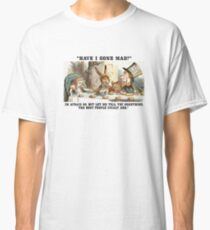 Alice and the Hatter Classic T-Shirt