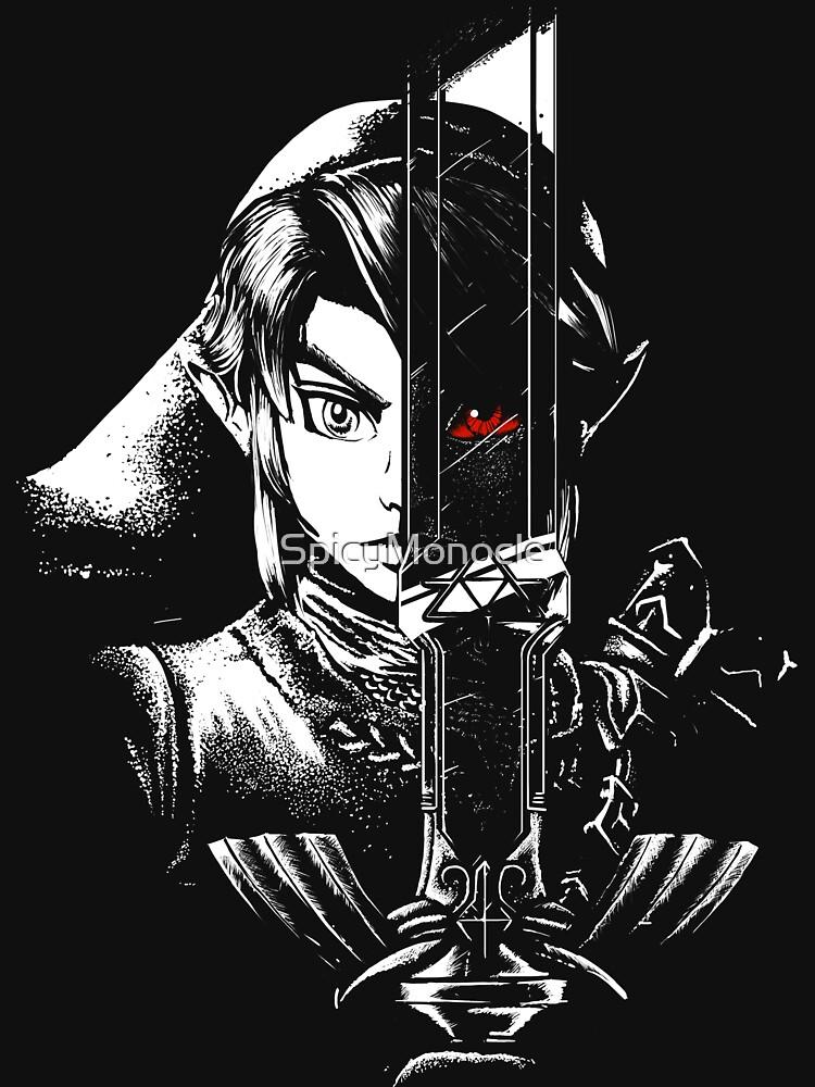 A Hero's Dark Reflection | Unisex T-Shirt